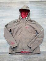 Womens Jack Wolfskin Texapore Lightweight Jacket Coat Size Small UK 10