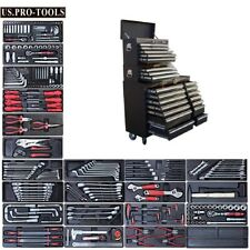 271 US Pro Tool Black Chest Box Cabinet toolbox SIDE CAB FINANCE AVAILABLE TOOLS