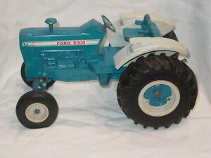 Vintage  ERTL 1/12 FORD 8000 TRACTOR FARM TOY
