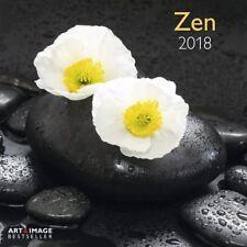 CALENDRIER 2018 - ZEN - 30 x 30 cm