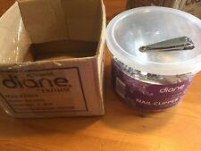Diane D904 Silver Nail Clipper - 72 Pack