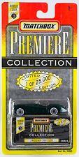 Matchbox World Class Series 3 Premiere Collection Jaguar XK-120 New On Card