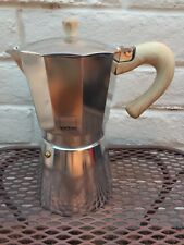 Gnali & Zani Coffee & Expresso maker : Lightly Used with light scratches