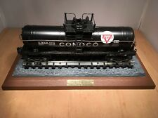 CONOCO 1934 MODEL TRAIN CAR COIN BANK BY K-LINE ELECTRIC TRAINS