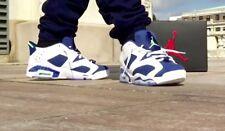 Nike Air Jordan VI 6 low seahawks+Neu+OVP+Gr. 45,5-nmd-max-yeezy-off white-boost
