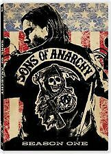 SONS OF ANARCHY - SEASON ONE / 1 - BRAND NEW & SEALED DVD, 4-DISC SET