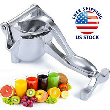 Lemon Fruit Juicer Orange Juice Squeezer Kitchen Manual Hand Press Machine Home