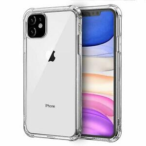 Gorilla® Hard Case for iPhone 12 Pro max XR 11 XS Min Tough bumper Phone Cover