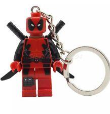 deadpool lego guy keychain