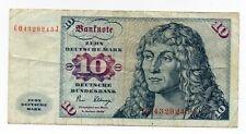 Duitsland / Germany - 10 Mark 1960