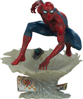 MARVEL Spider-Man Statue Sideshow Collectibles Mark Brooks Artist Series