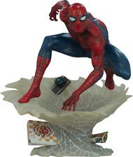 MARVEL Spider-Man Statue Sideshow Collectibles Mark Brooks Artist Series