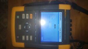 fluke 435 ii power quality and energy analyzer