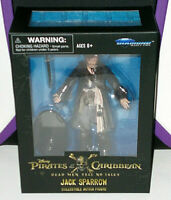 Diamond Select POTC Jack Sparrow Dead Men Figure, new walgreens exclusive