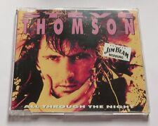 Steve Thomson  All Through The Night -  3 trx Maxi CD