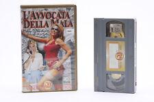 L'avvocata della Mala - Milly D'Abbraccio VHS/Erotico