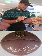 BLAKE BORTLES,JACKSONVILLE JAGUARS,UCF,SIGNED,AUTOGRAPHED,NFL FOOTBALL,COA,PROOF