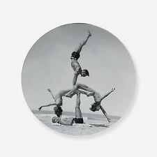 JEFF KOONS - AMERICAN MASTER ARTIST - FANTASTIC SIGNED PLATE