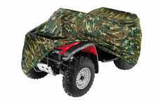 "Quad Camo Camouflage Storage Cover Size XL Fits Atv Up To 81"" x 47"" x 47"""