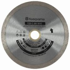 "Husqvarna 7"" Cont. Rim Diamond Tile Saw Blade - New"