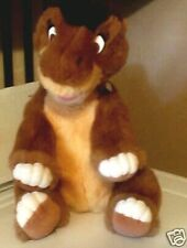 """1988~LITTLEFOOT LAND BEFORE TIME~16"""" PLUSH~W/GUND TAG"""