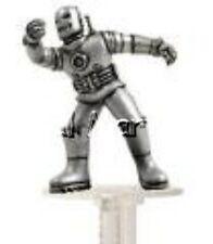 Heroclix Miniature Anthony Stark Iron Man Armor Wars Marvel Comics Wizkids #218