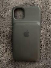 Apple Smart Battery Case for iPhone 11 - Black