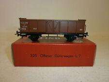 Offener Güterwagen  SBB CFF  Kleinbahn H0 325  L 7 Neuwertig in OVP