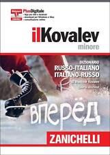 il Kovalev minore Dizionario Russo-Ita. Italiano-Rus.  ZANICHELLI 9788808921239