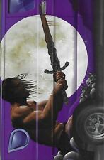 Conan The Barbarian Comic Issue 1 Exodus Limited Variant Modern Age First Print
