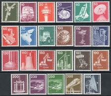 BERLIN MNH 1975 Industry and Technology set