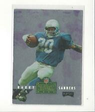 1994 Playoff Contenders Throwbacks #10 Barry Sanders Lions