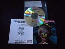 THE POLYPHONIC SPREE  ,CD ALBUM  ,PSYCH, ROCK, POP,PROGRESSIVE , PROMO