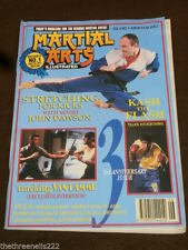 June Martial Arts Monthly Sports Magazines