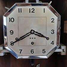 Carillon vedette art deco 10 tiges 11 marteaux