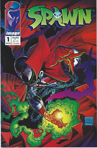 (1992) Todd McFarlane Spawn #1! 1ST Appearance! 1st Print!