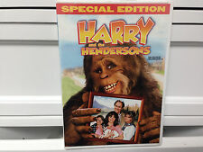 **Harry and the Hendersons - Special Edition - DVD - Used/Good - Free Shipping!