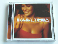 Salsa Timber - Various (CD Album) Used Very Good