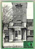 GREENFORD COUNTY (GRAMMER) HIGH SCHOOL 5OTH ANNIVERSARY BOOK 1939/1989 VG COND