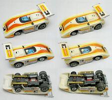 2 VaRiAtIoNs 1977 Aurora AFX SpeedSteer TCR Ultra5 SHADOW CAN-AM UNUSED Pr #3007
