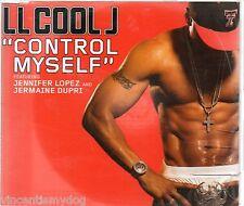 LL COOL J - CONTROL MYSELF (2 track CD single)