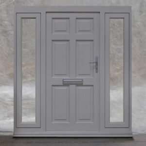 Bespoke BRAND NEW Timber Double Glazed Front Door, ANY SIZE, made to measure