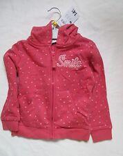 Sweats con cappuccio per bambine - 2/3 anni - 100% cotone - NUOVO