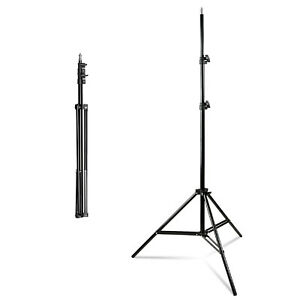 Photography Studio Tripod Light Flash Lighting Softbox Speedlight Umbrella Stand