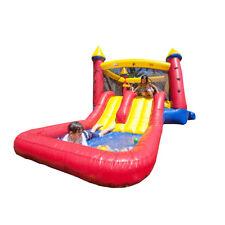 JumpOrange Kiddo Inflatable Castle Jump N Slide Water Slide Party Bounce House