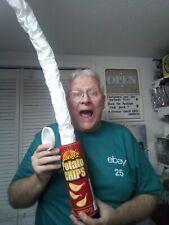 Potato Chip Snake Can spring gag gift funny clown party joke parade prop novelty