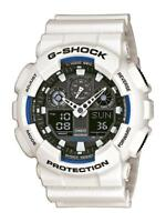 Casio G-Shock Uhr GA-100B-7AER Analog,Digital Weiß
