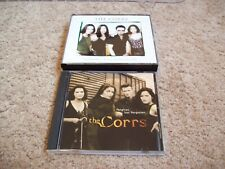 The Corrs 4 CD Lot - The Works 3 CD Retrospective / Forgiven Not Forgotten *RARE