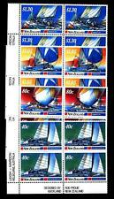 NEW ZEALAND - NUOVA ZELANDA - 1987 - Classiche regate di vela