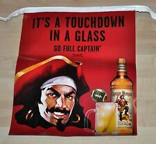 Große Captain Morgan USA Wimpelkette Party Girlande Flaggen American Football
